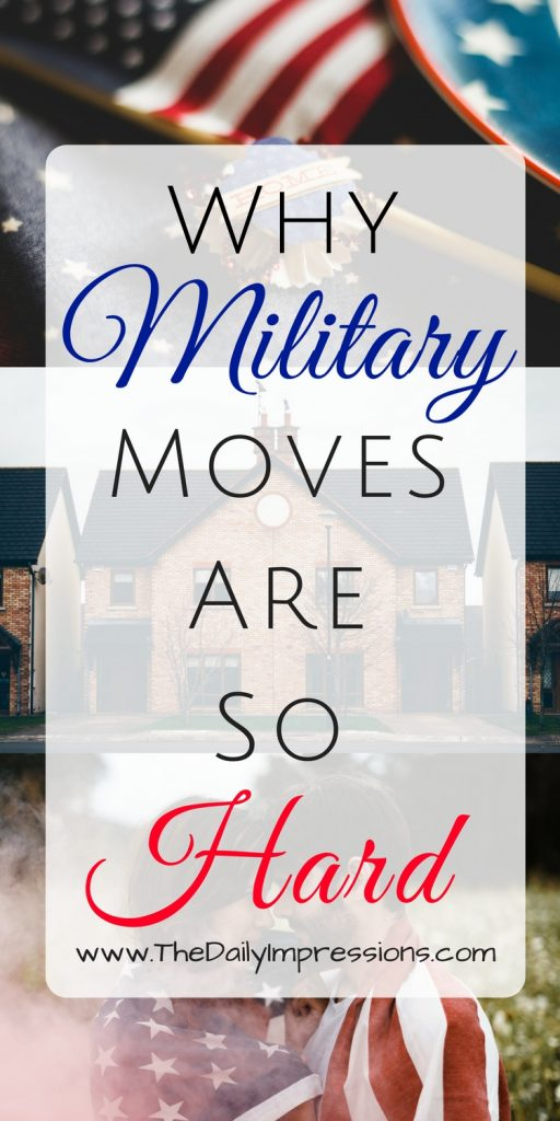 why military moves are so hard
