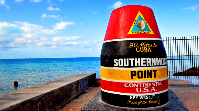 How We Saw Key West In 10 Hours graphic