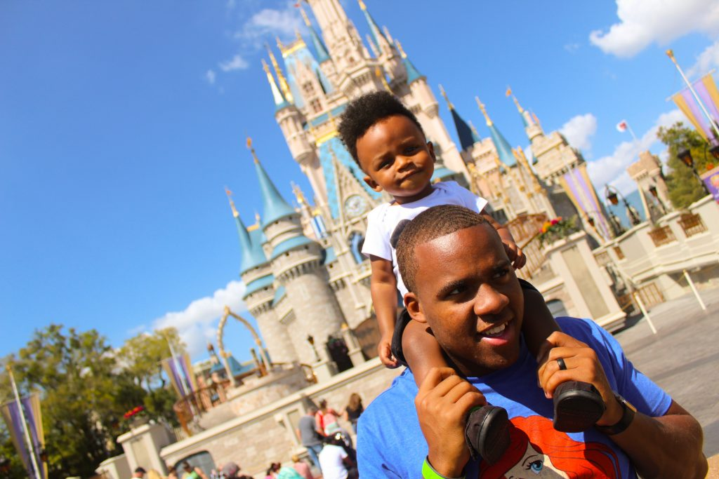 10 Reasons To Take Your Baby to Disney World graphic