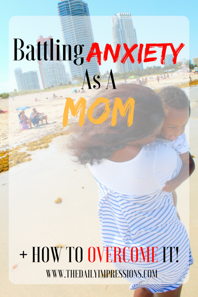 Battling anxiety as a mom can be a scary task. You're constantly in a state of worry about the unknown. Luckily Im here to help! We will discuss battling anxiety as a mom and learn some tips and tricks to overcoming it. Anxiety relief plays a huge role in getting your life back and helping you to be the best mom you can be. Learn more about this at www.TheDailyImpressions.com