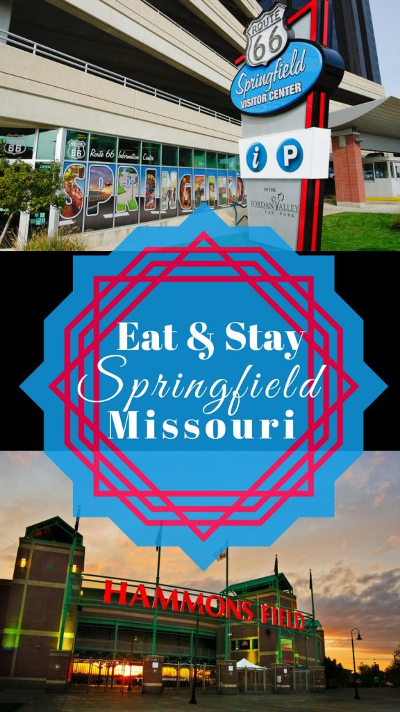 Eat and Stay in Springfield Missouri