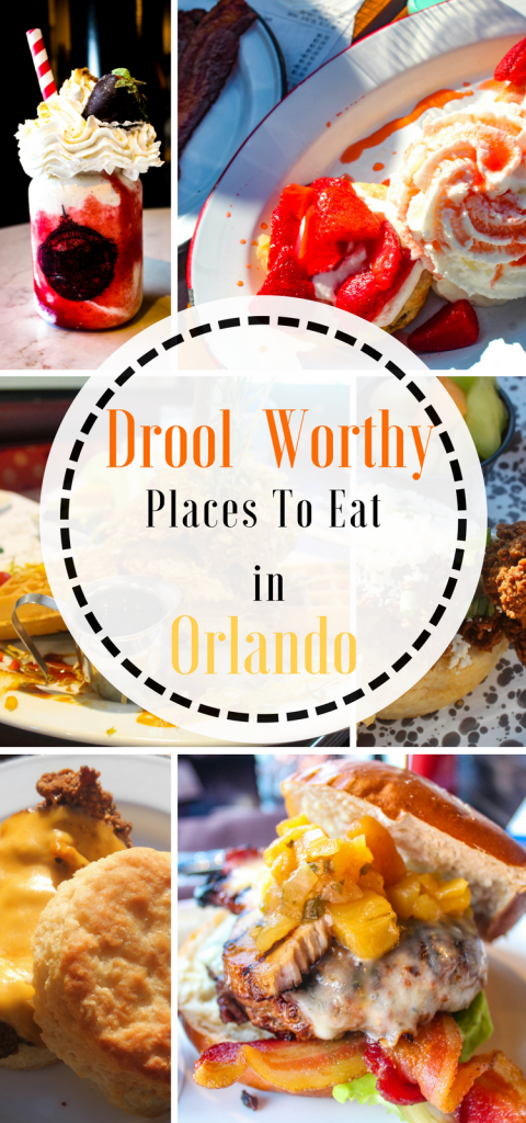 Headed to Orlando and unsure of where to eat? We've listed our most favorite restaurants in Orlando, Florida. #bestorlandorestaurants #restaurantsinorlando