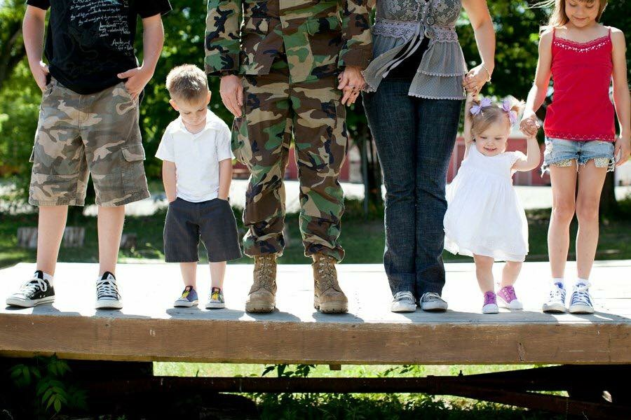 Month of the Military Child: What the Military is Doing to Our Kids