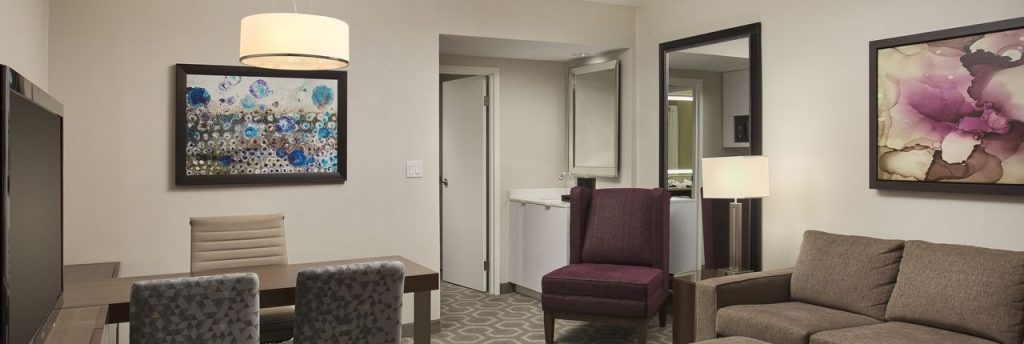5 Reasons to LOVE Embassy Suites Washington, DC Georgetown for Your Family Vacation