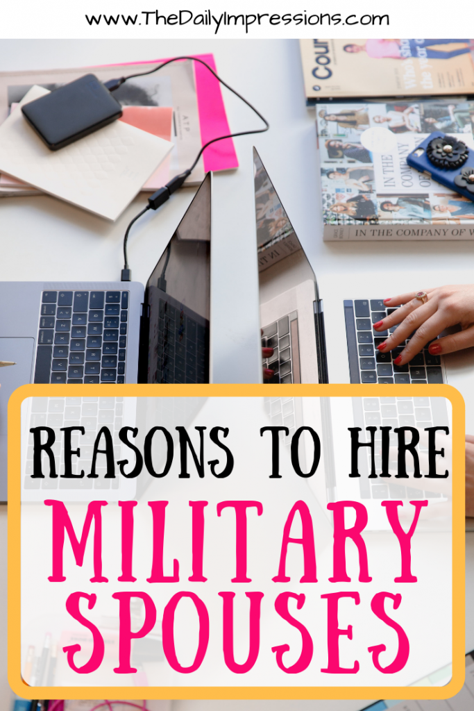 9 Reasons to Hire Military Spouses