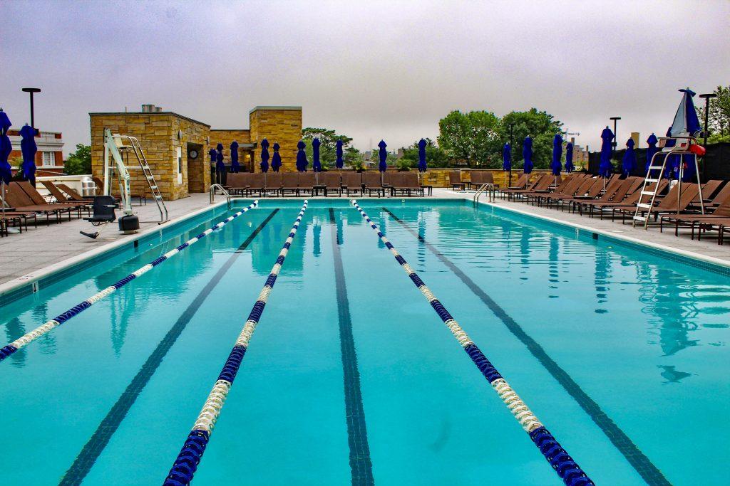 Washington Hilton Hotel Pool