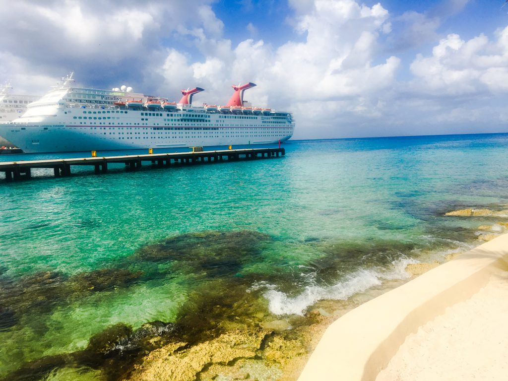 First time cruisers guide Carnival sensation