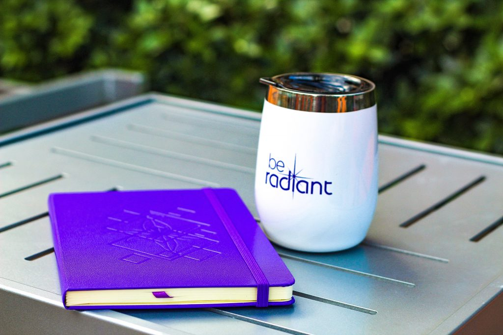 Always radiant tumbler