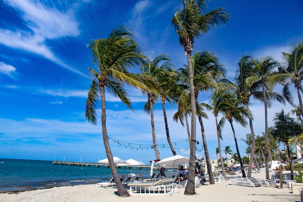 Casa Marina Key West Private Beach