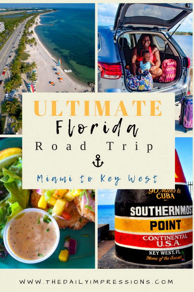 Explore the Florida Keys: Weekend Scenic Florida Road Trip from Miami to Key West