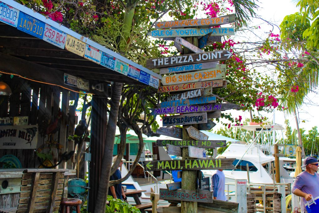 Hogfish Bar and Grill Stock Island, Florida