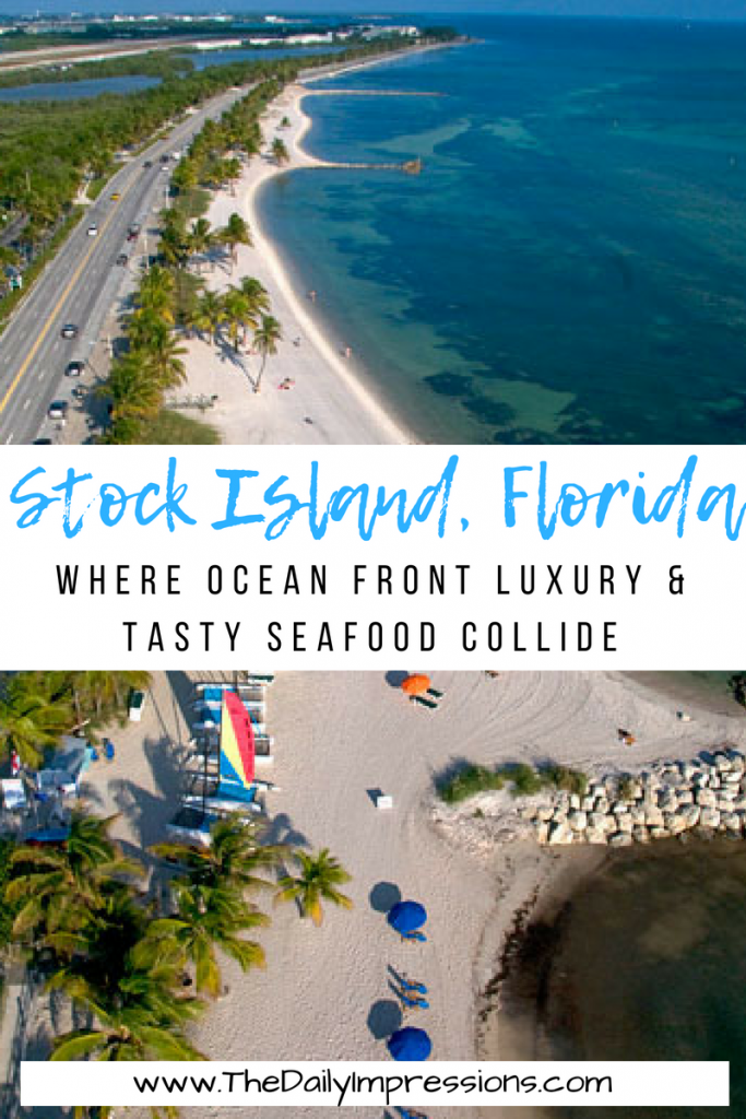 Stock Island, Florida: Where Ocean Front Luxury and Tasty Seafood Collide