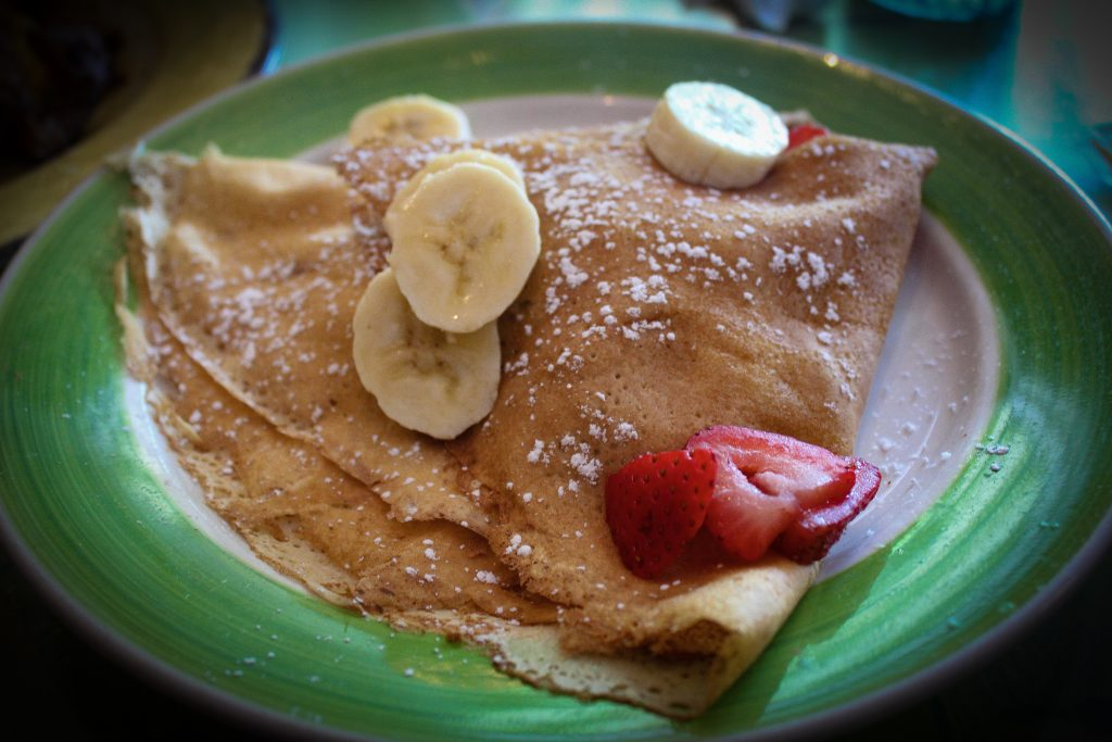 banana cafe key west crepe