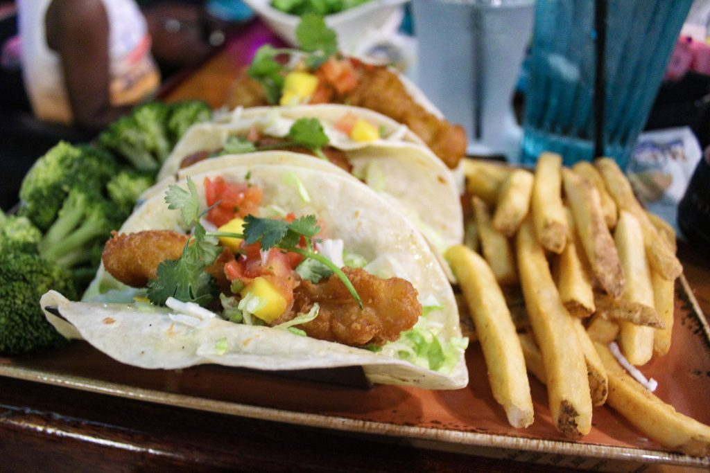 margaritaville key west fish tacos