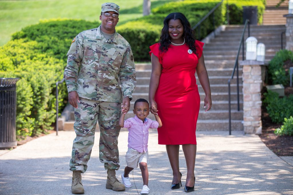 7 Military Families Share Why They Appreciate Being In The Military graphic
