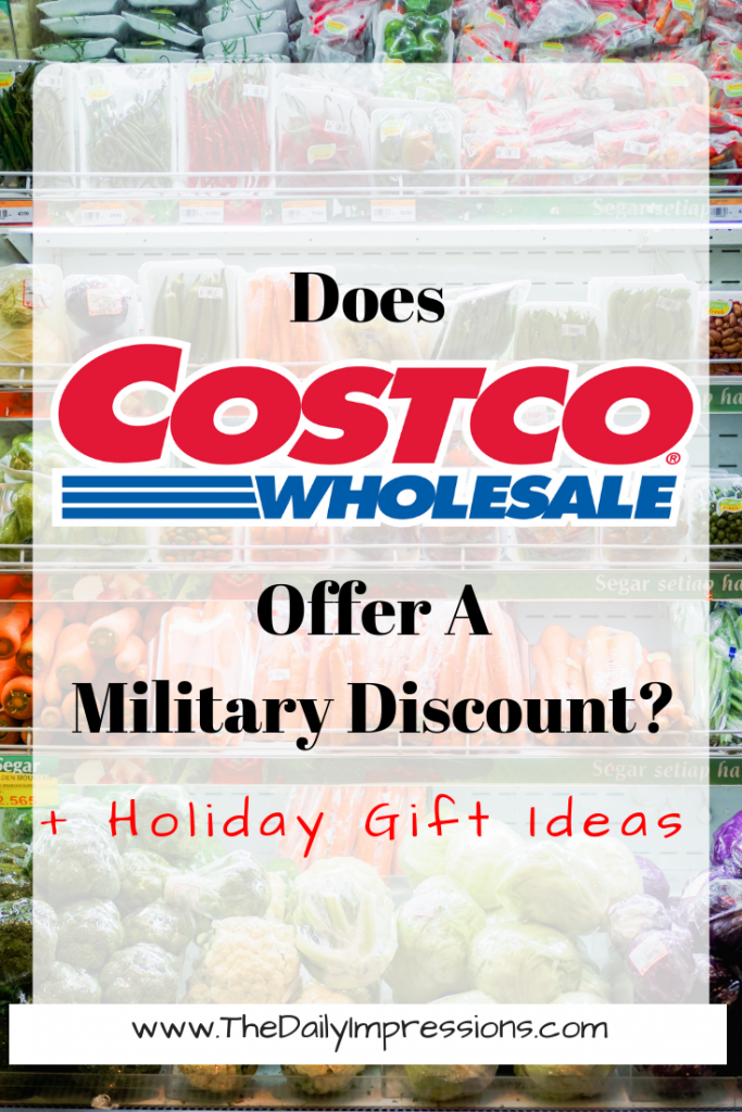 Lots of people wonder if Costco offers a military discount, and beyond that, they wonder if it is worth skipping shopping at the commissary to venture out to Costco. We have the scoop on everything you need to know about Costco's Military Membership. #costco #military #militarydiscount