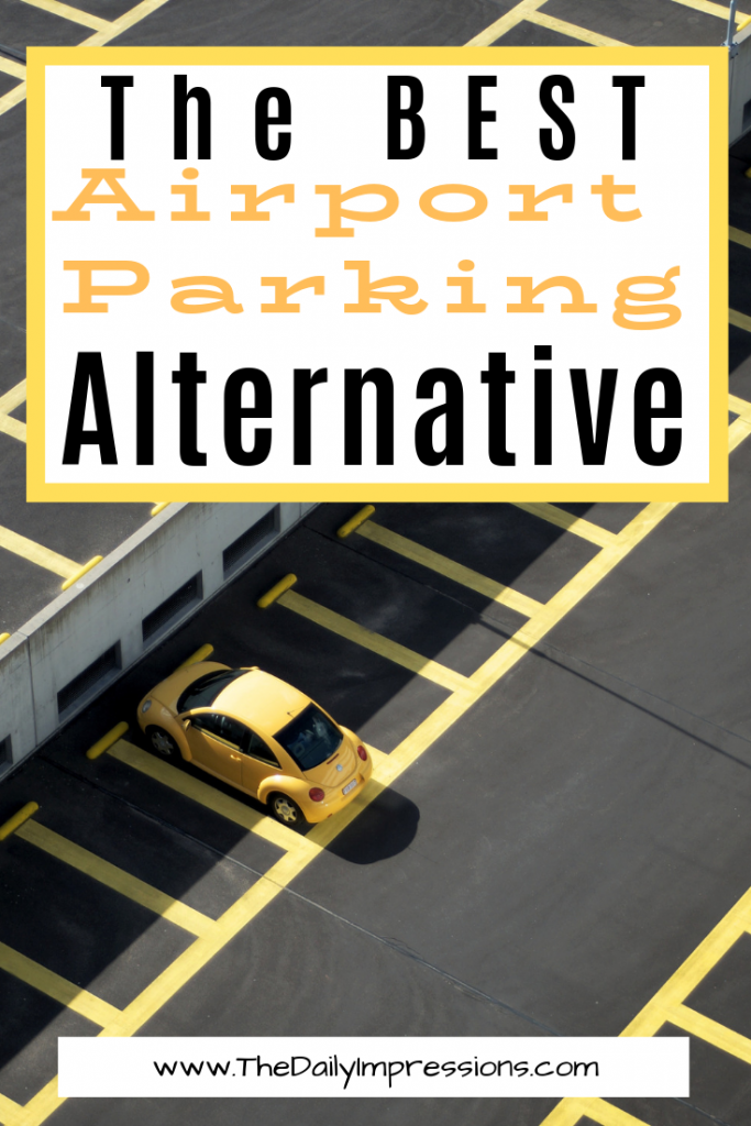 The Parking Spot: The best airport parking alternative
