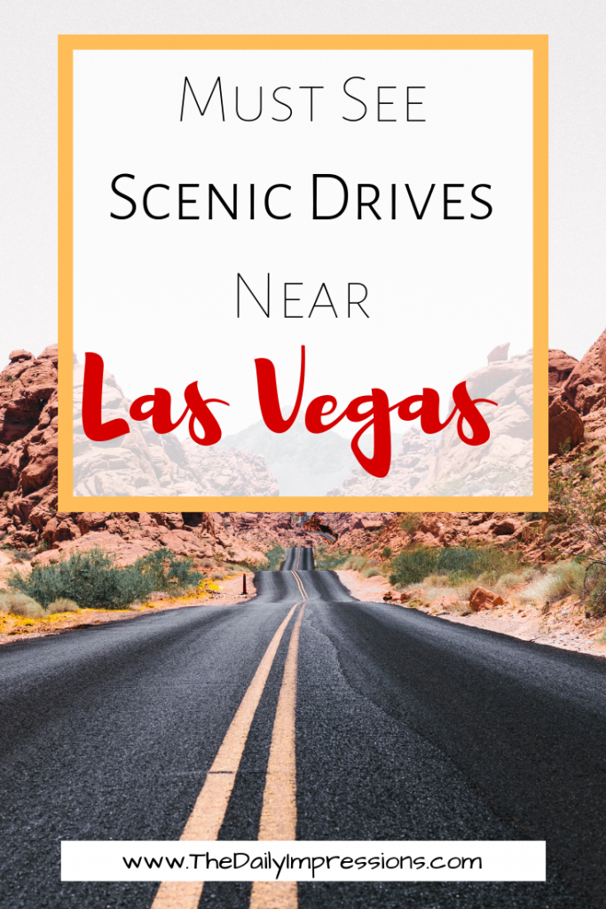 must see scenic drives near las vegas