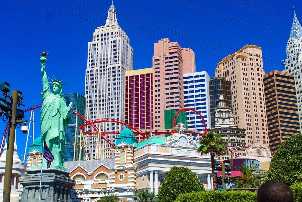 Las Vegas New York new york picture