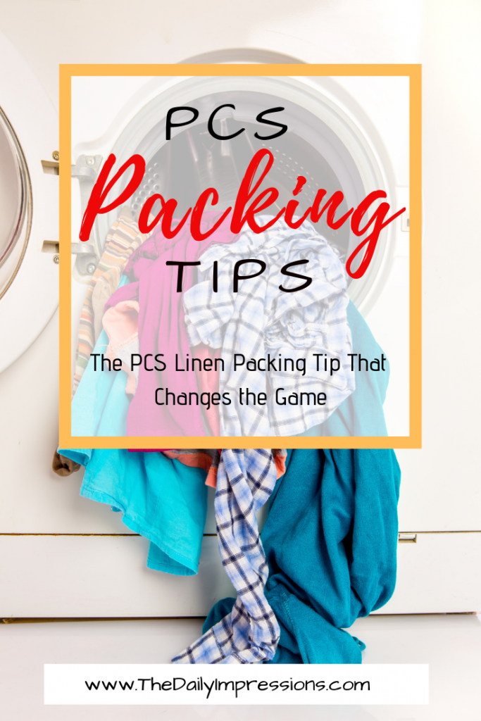 Pcs packing Tips