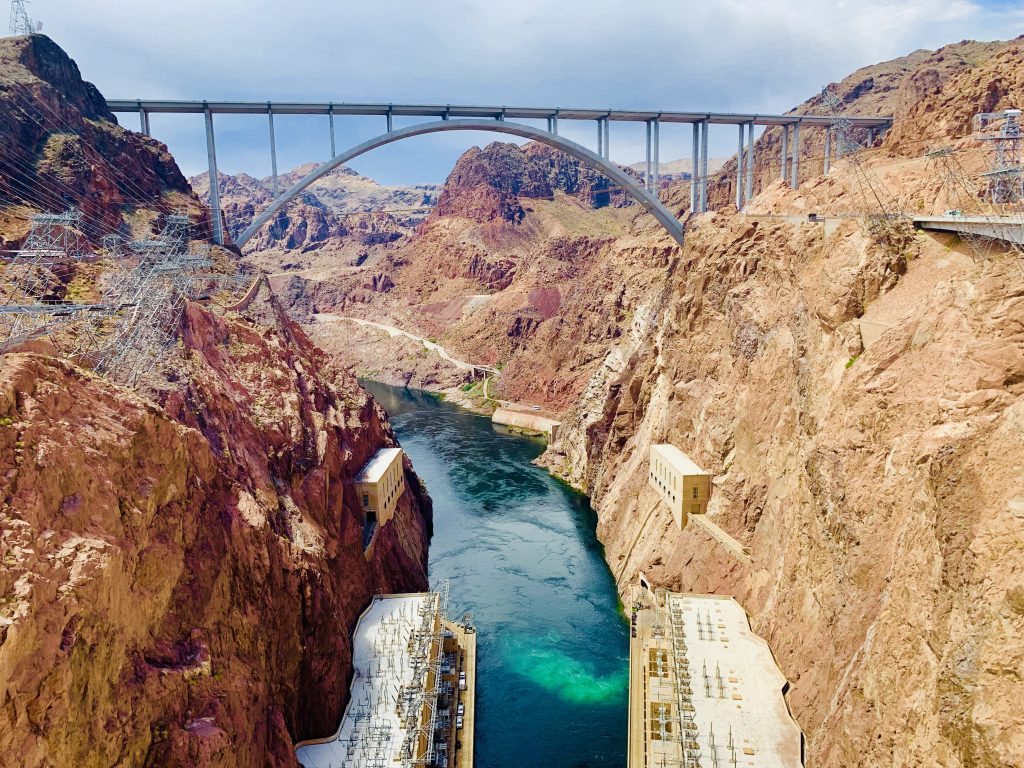 hoover dam things to do in Las Vegas with kids