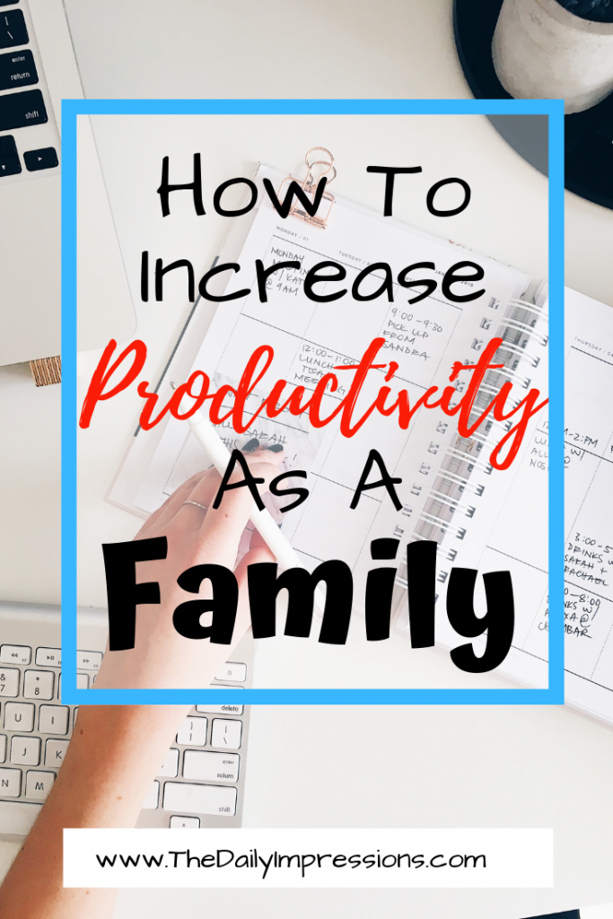 Trying to find a way to get your family to be more productive? This post shares some practical tips on improving productivity as a family. Take a look at these tips now!