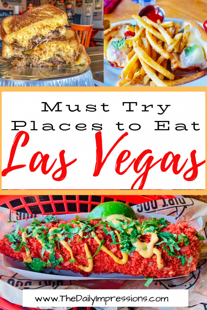 Vegas Foodie Finds 5 Must Try Places To Eat In Las Vegas