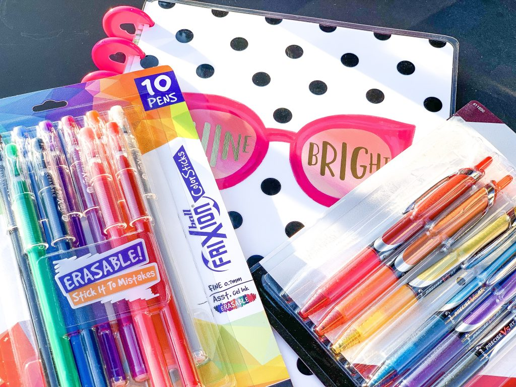 How to Increase Family Productivity with Pilot Pen Packs graphic