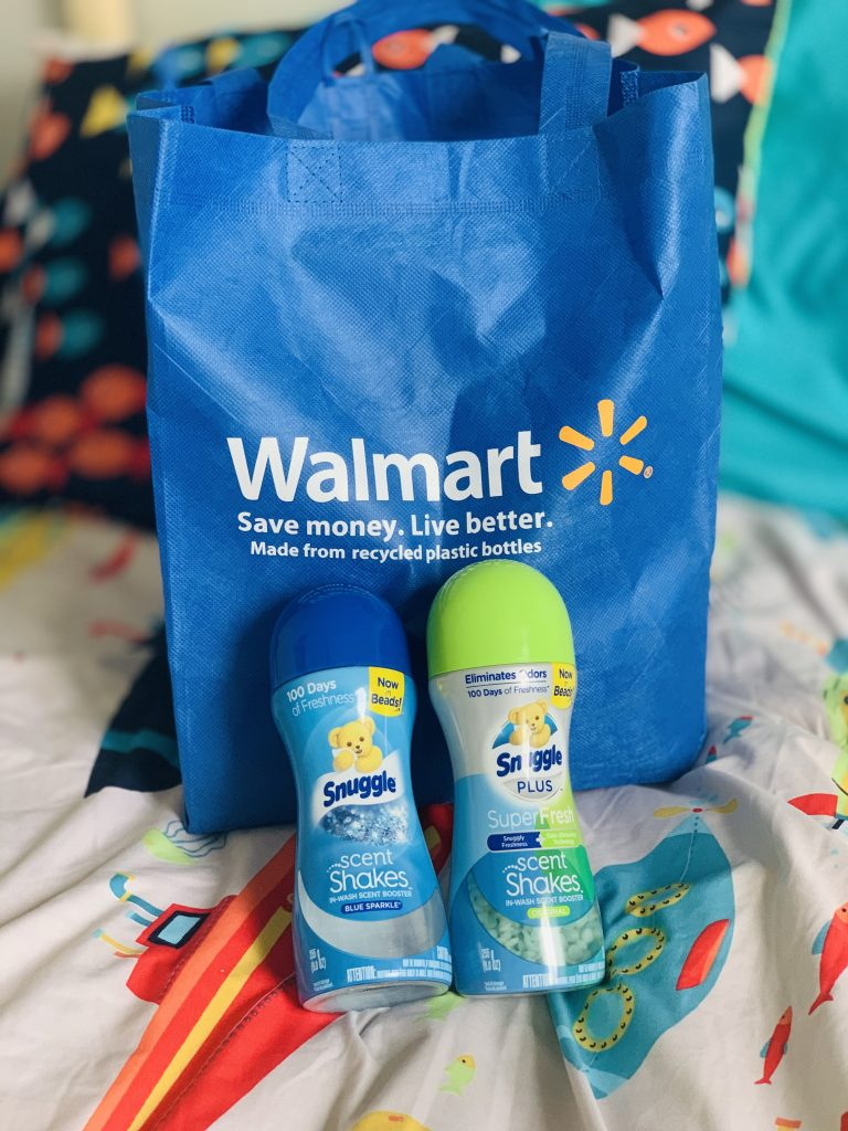 snuggle scent shakes from walmart
