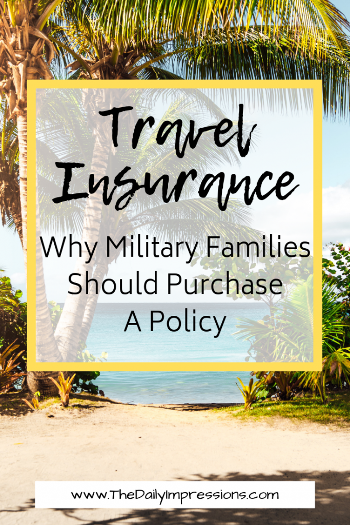 Why Military Families Should Consider Purchasing A Travel