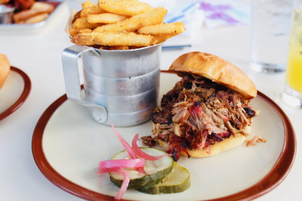 best pulled pork barbecue in Kansas City