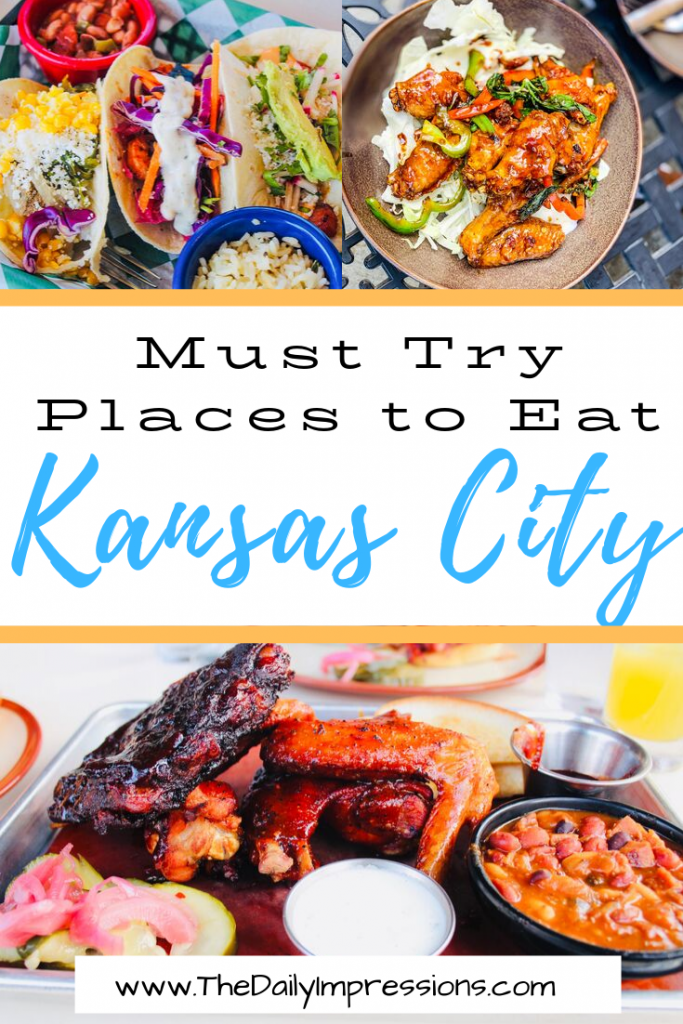 best casual restaurants to eat in Kansas City