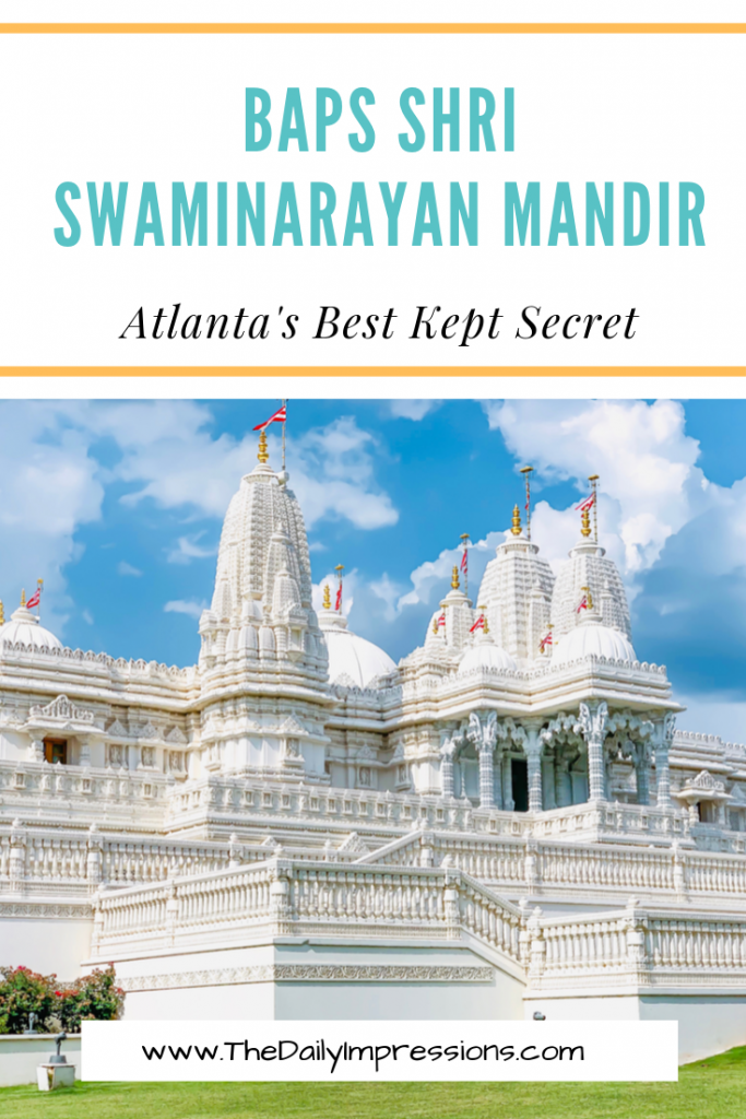 Atlanta's Best Kept Secret: Baps Shri Swaminarayan Mandir Atlanta