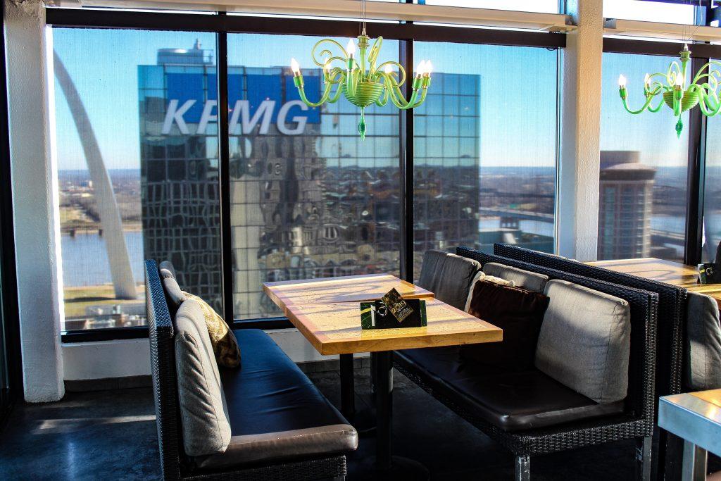 Best Rooftop Restaurant in St. Louis: 360 STL