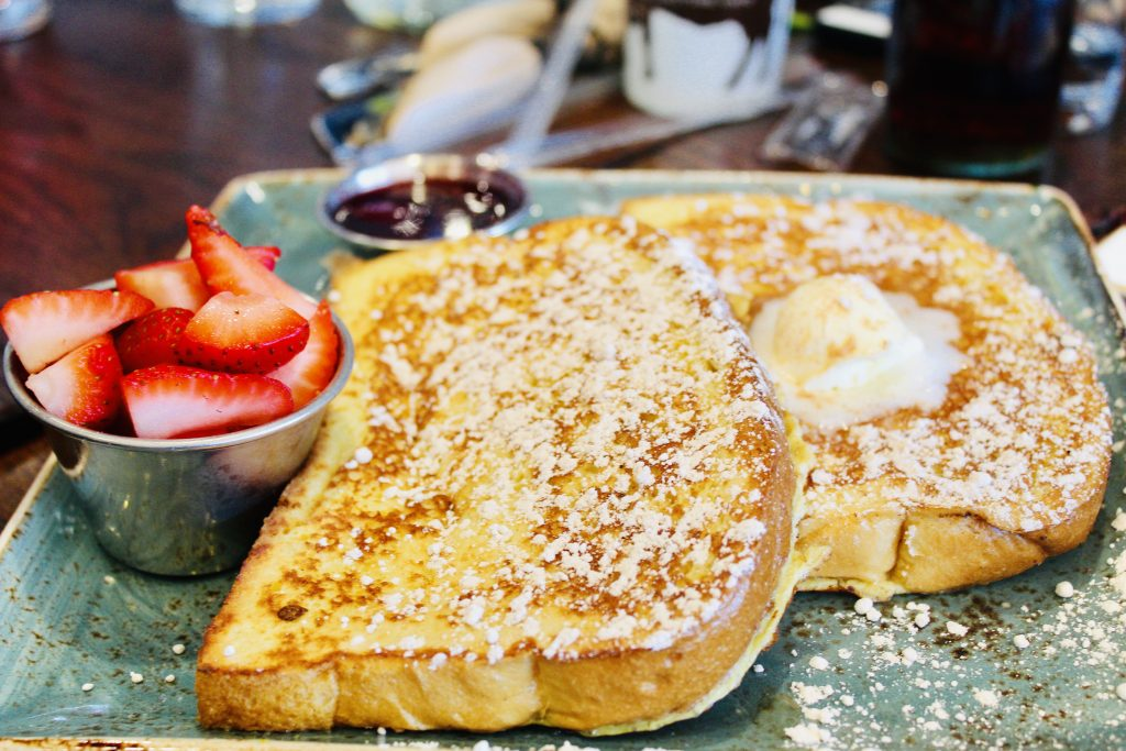 Best Place for Breakfast in St. Louis: First Watch French Toast