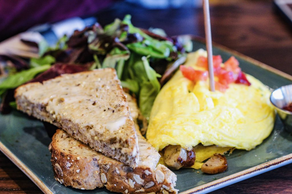Best Place for Breakfast in St. Louis: First Watch Omelet