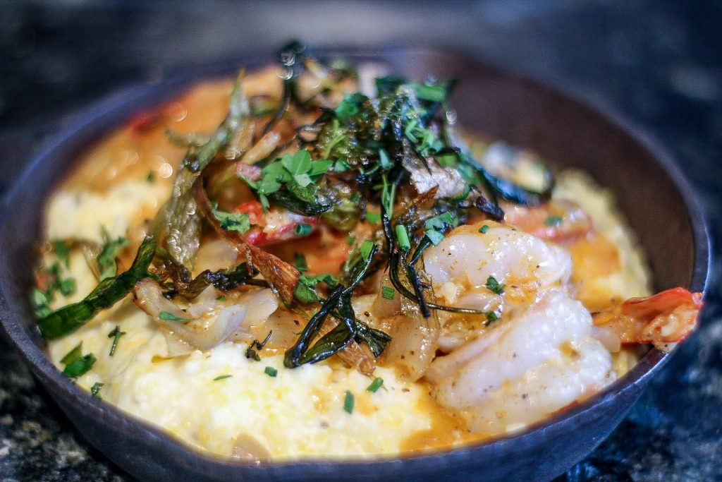 Soul Food in St. Louis: Grace Meat + 3 Shrimp and Grits