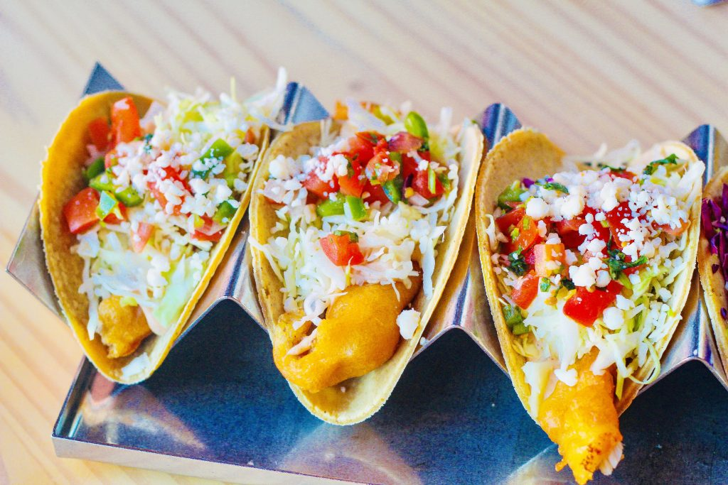 Best Tacos in St. Louis : Fish Tacos Mission Taco Joint
