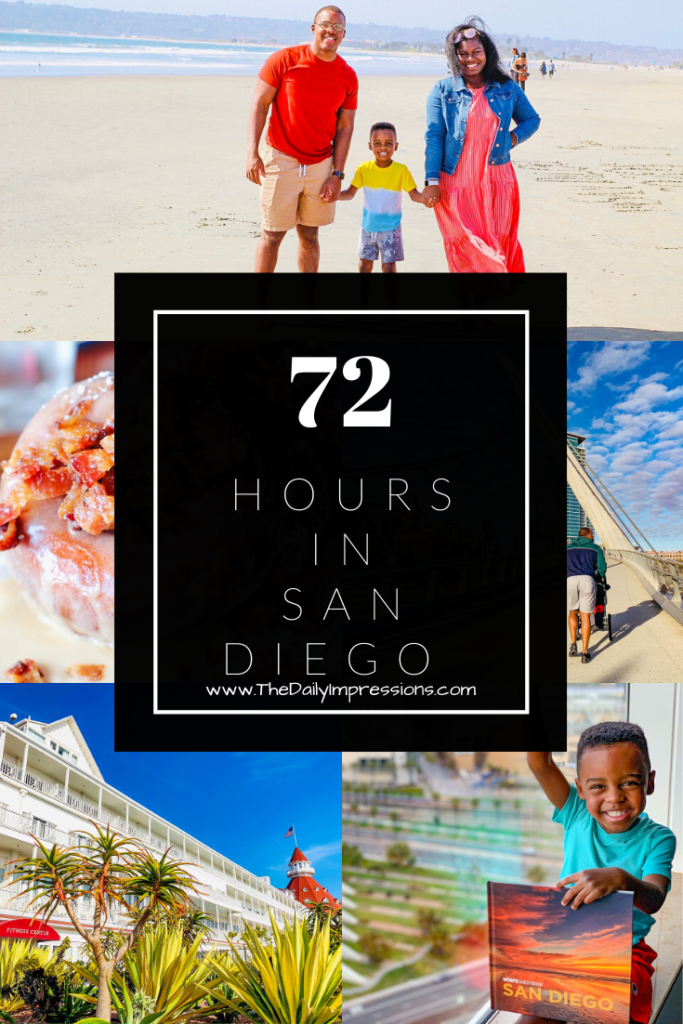 72 Hours in San Diego: How to Spend A Long Weekend in San Diego, California