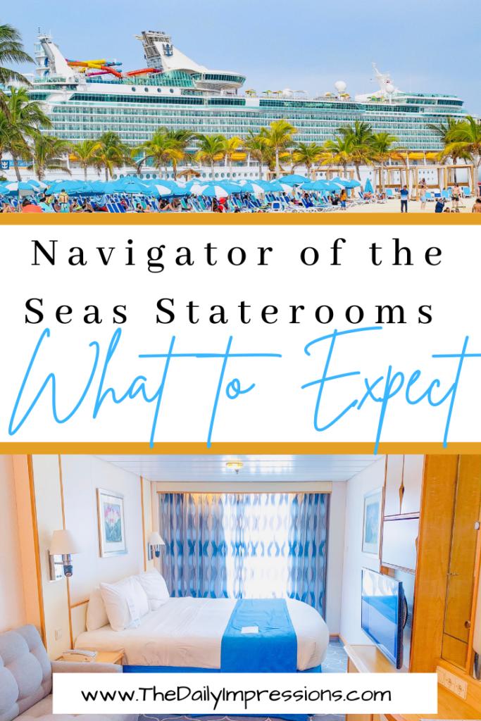 navigator of the seas staterooms