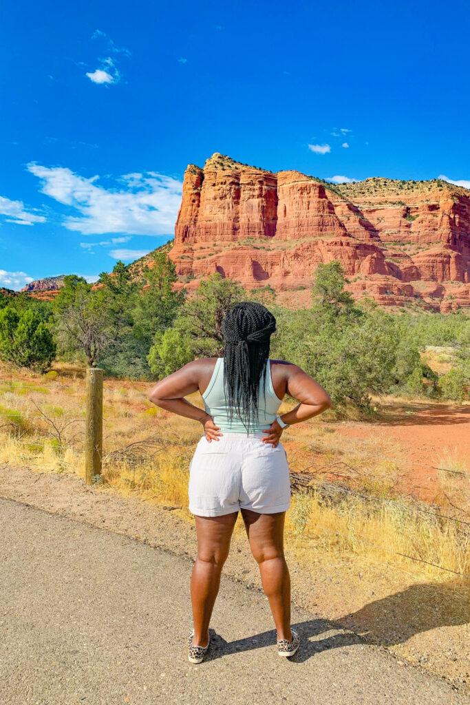 sedona arizona red rocks best luxury weekend getaway from Las Vegas