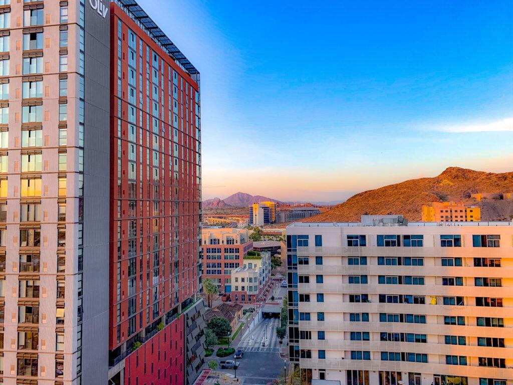 tempe arizona best weekend getaway from Las Vegas