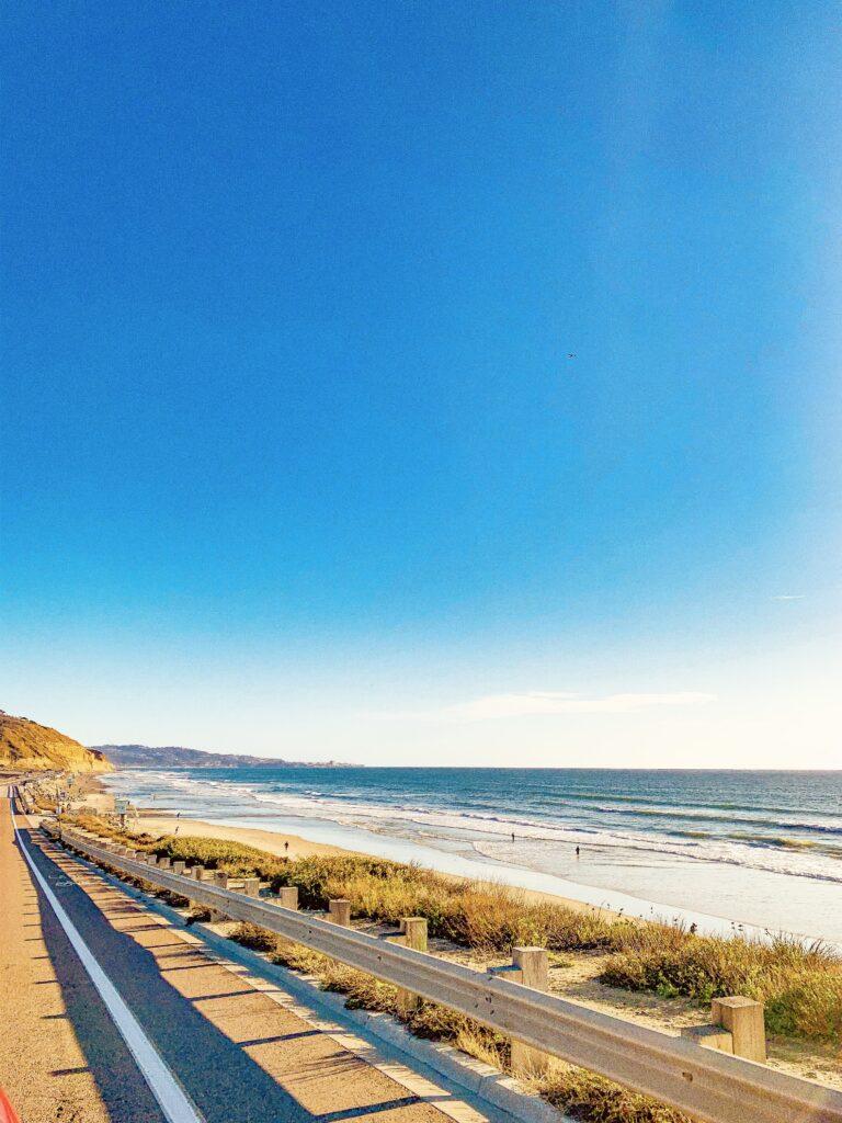 torrey pines state beach free parking