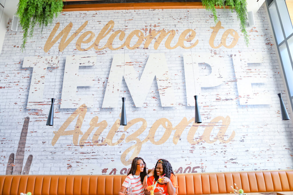 canopy tempe mural instagrammable places in Tempe