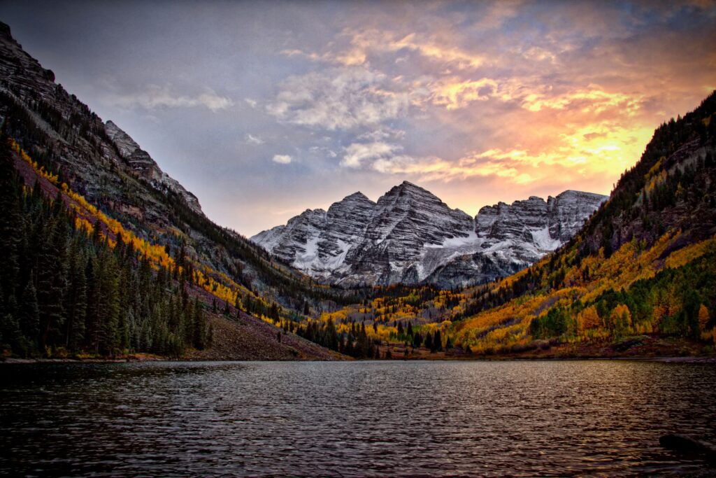 best places to see fall colors in the us Colorado